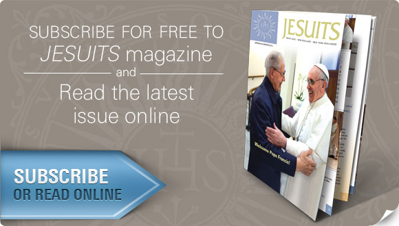 Jesuits Magazine: Subscribe Free & Read Online