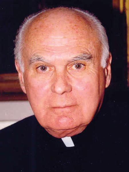 Rev. John Begley, SJ