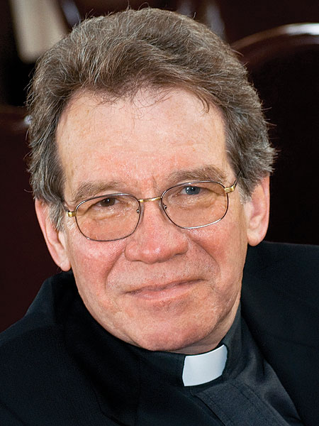 Rev. James W. Bernauer, SJ