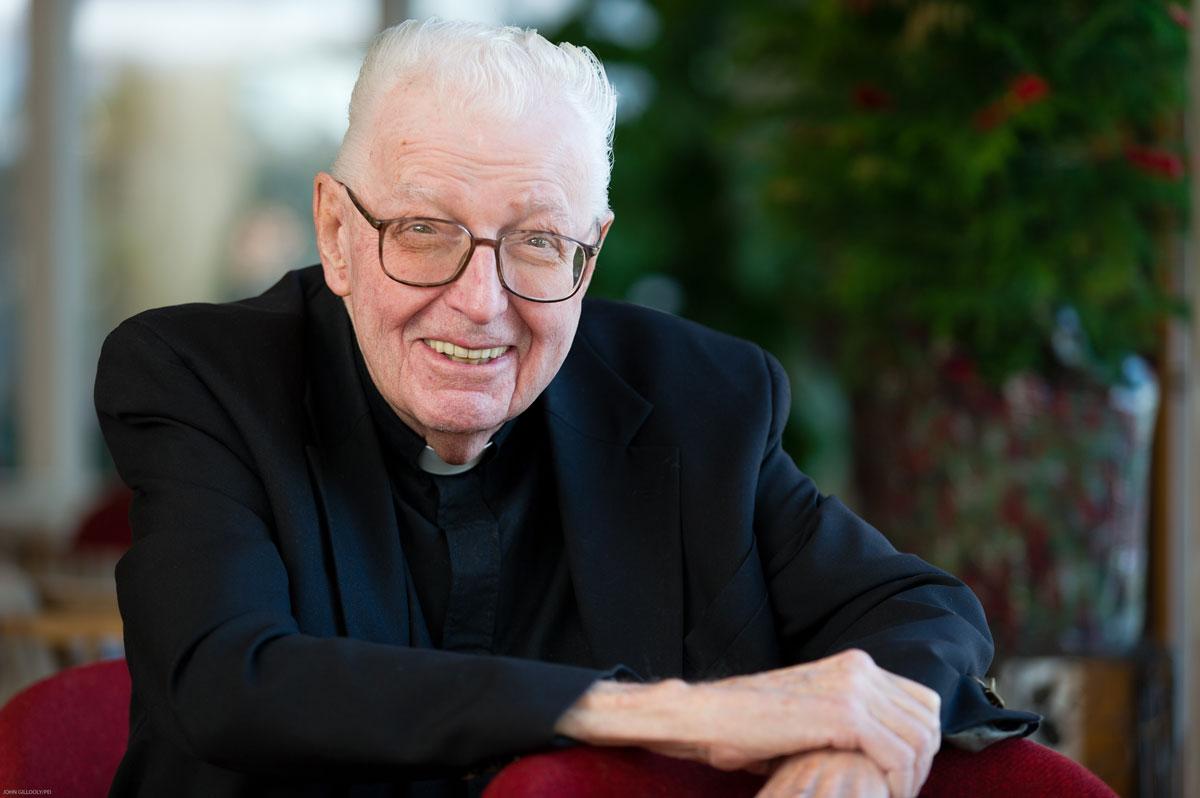 Fr. John Brooks, SJ