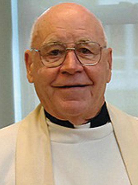 Rev. Charles Dunn, SJ
