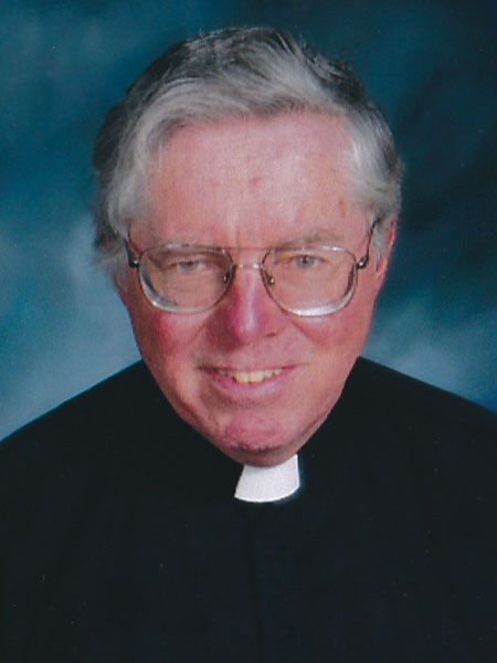 Rev. William J. Eagan, SJ