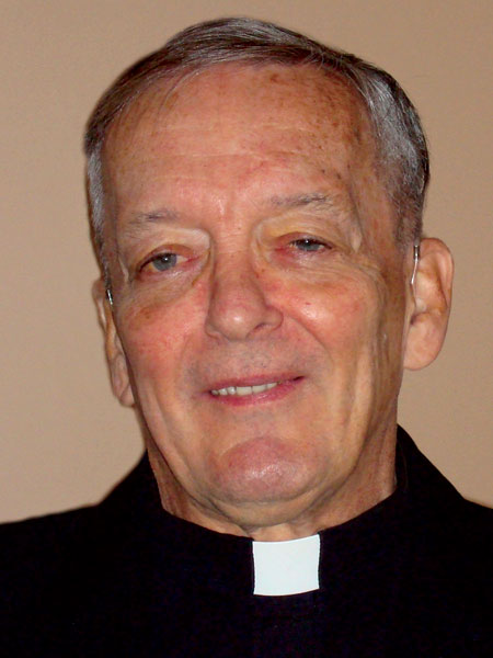 Rev. James Gillon, SJ