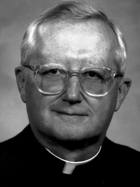 Rev. Paul Gilmartin, SJ