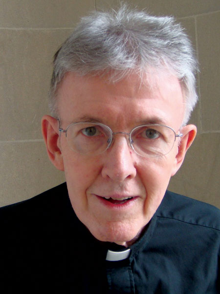 Rev. James Keegan, SJ
