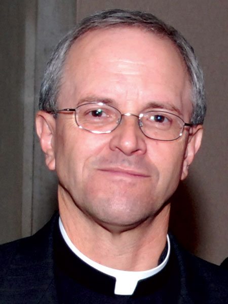 Rev. James Lafontaine, SJ