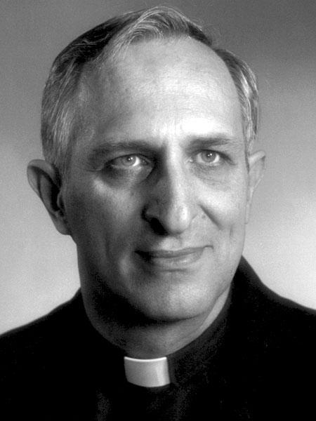 Rev. Daniel Lusch, SJ