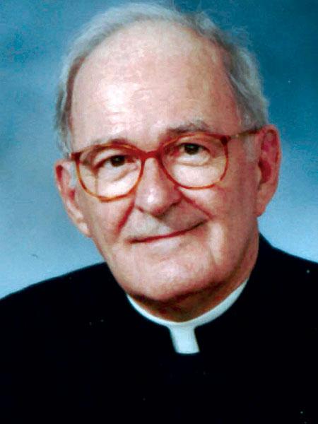 Rev. John McIntyre, SJ