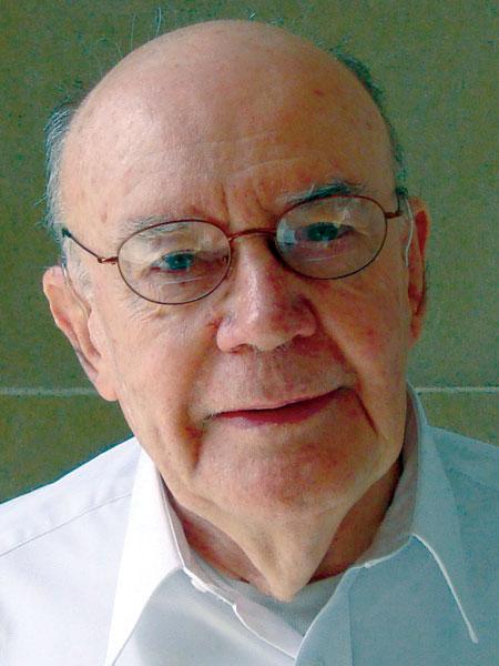 Rev. Frederick McLeod, SJ