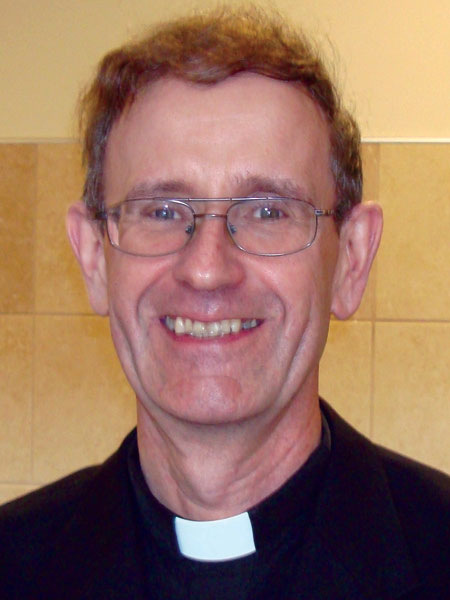 Rev. Ronald Mercier, SJ
