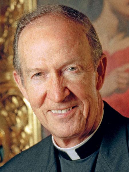 Rev. Donald Monan, SJ