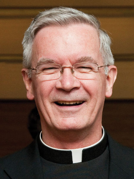 Rev. Richard Roos, SJ