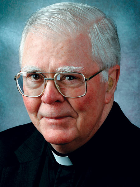 Rev. Philip Rule, SJ