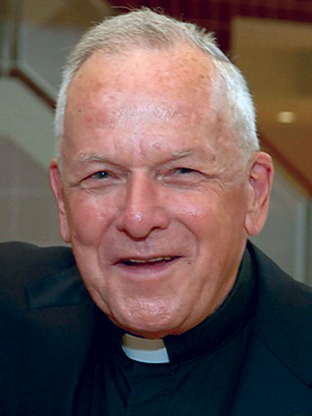 Rev. William Russell, SJ