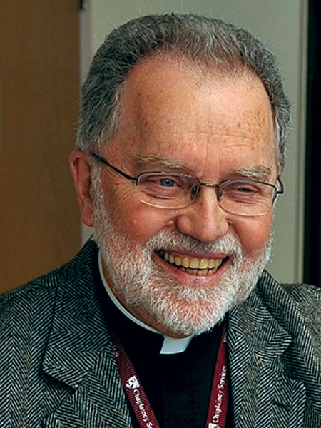 Rev. George Winchester, SJ
