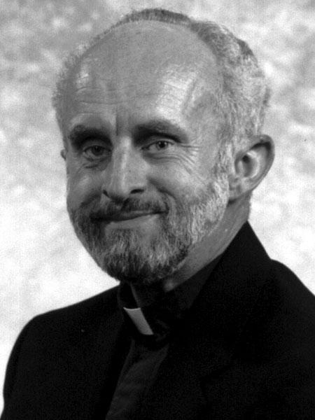 Rev. Alfred Winshman, SJ