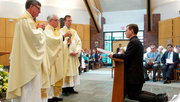 Jesuit Vows