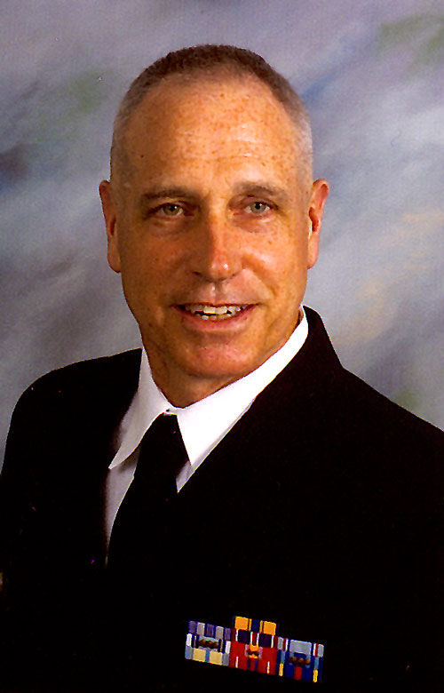 Fr. John Monahan, SJ, served as a U.S. Air Force Chaplain.